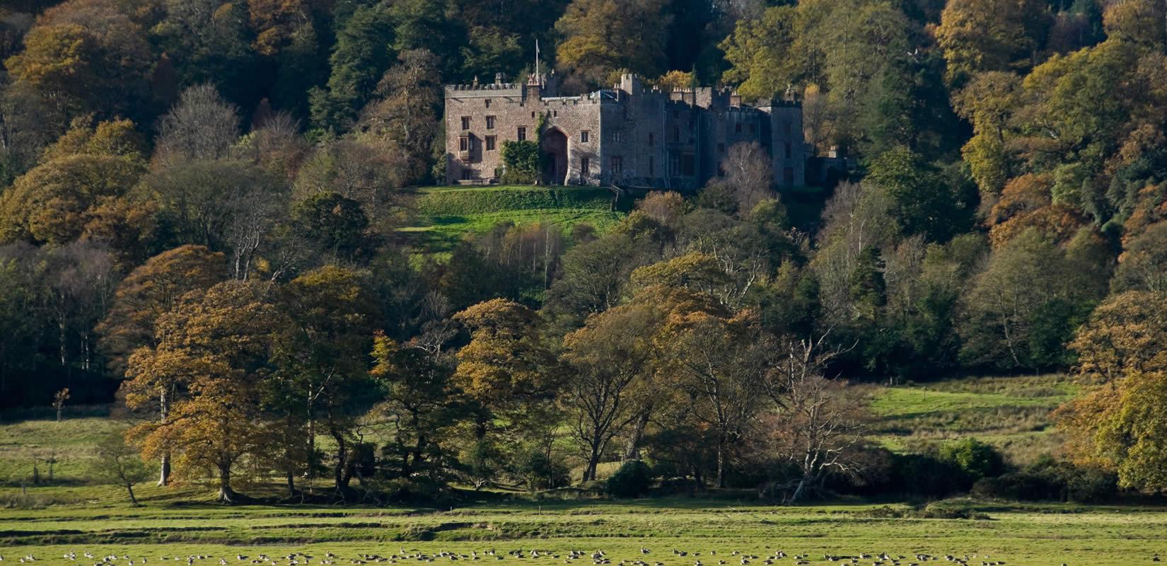 muncaster-castle